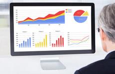 Analyse von Aktien mithilfe der Fundamental- und Chartanalyse